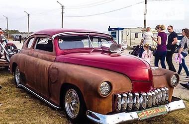 Ретро автомобили Хот-род 1953