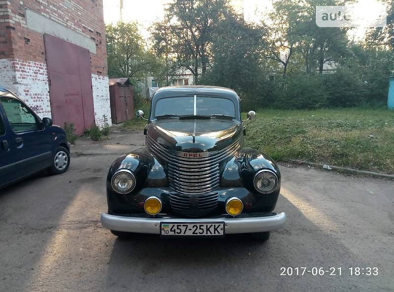 Ретро автомобили Классические 1939 в Житомире