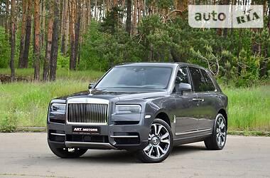 Внедорожник / Кроссовер Rolls-Royce Cullinan 2019 в Киеве