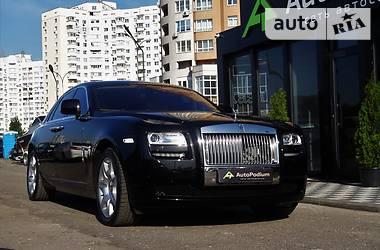 Rolls-Royce Ghost 2010 в Киеве