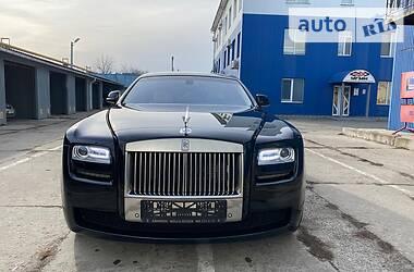 Rolls-Royce Ghost 2011 в Києві