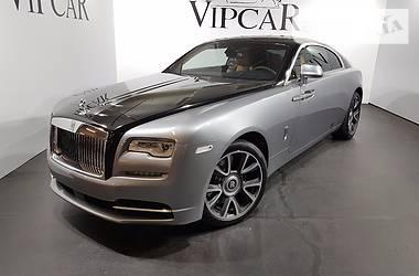 Rolls-Royce Wraith 2017 в Киеве