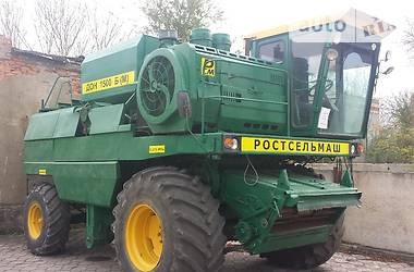 Ростсельмаш Дон 1500Б  2009