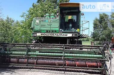 Комбайн Ростсельмаш Дон 1500Б 2000 в Здолбуніві