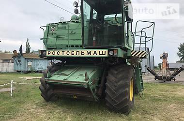 Комбайн зернозбиральний Ростсельмаш Дон 1500Б 2009 в Павлограді