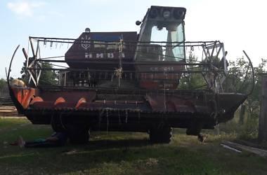 Ростсельмаш Нива СК-5 1985 в Любешове