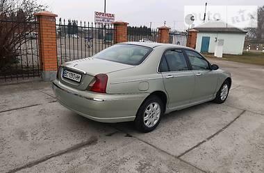 Rover 75 2001 в Стрые