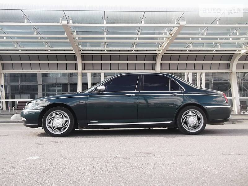 Седан Rover 75 2000 в Львові