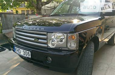 Rover Land Rover 2002 в Кицмани