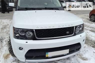Rover Range Rover SPORT 2011