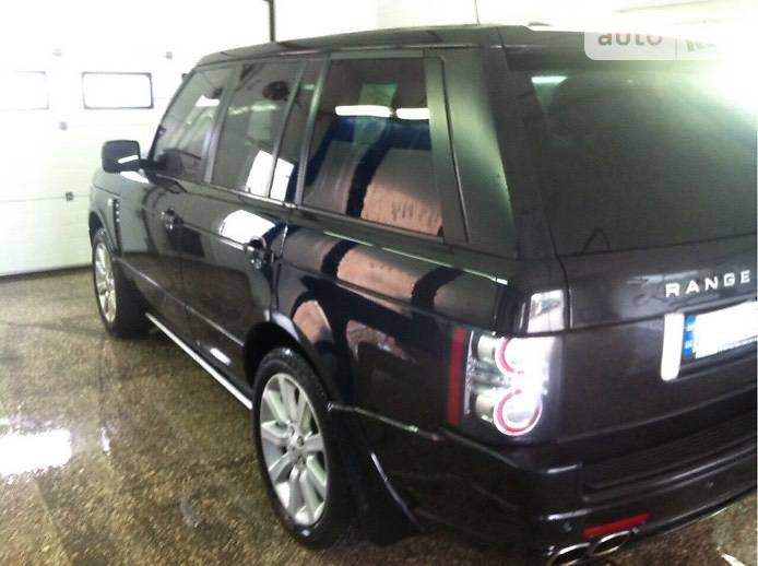 Rover Range Rover 2010 року