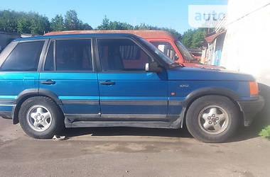 Rover Range Rover 1997 в Львове