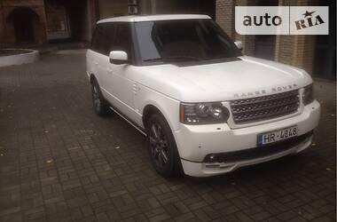 Rover Range Rover 2009 в Киеве