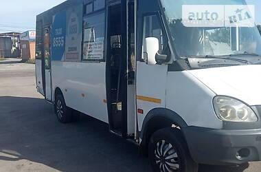 Городской автобус РУТА 19 2008 в Полтаве