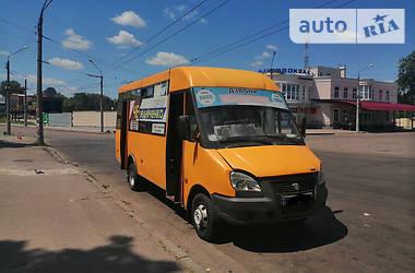 Городской автобус РУТА 25 2011 в Полтаве