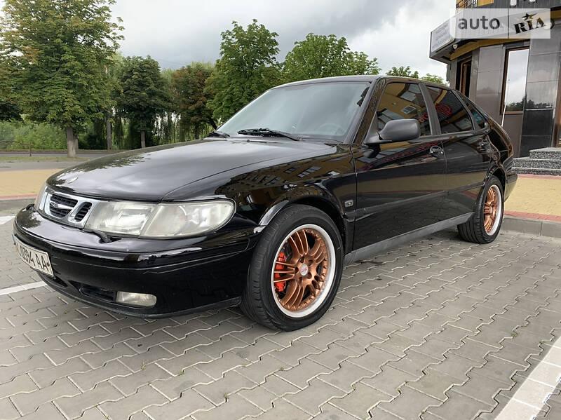 Saab 9-3 1999 в Луцке