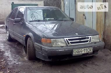 Saab 9000 1989 в Донецке