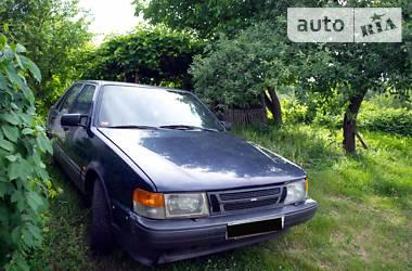 Saab 9000 1988 в Чернигове