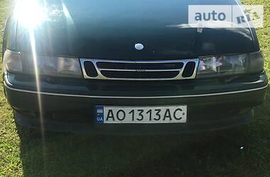 Saab 9000 1996 в Ужгороде