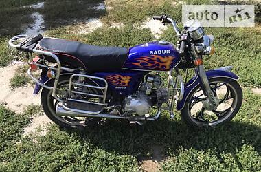 Мотоцикл Классік Sabur 110 2010 в Покрові