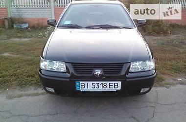 Samand LX 2006 в Полтаве