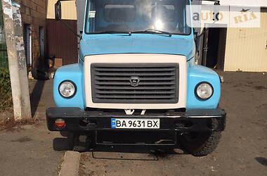 САЗ 3307 1992 в Благовещенском