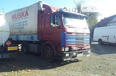 Scania 112M 1988 в Черновцах