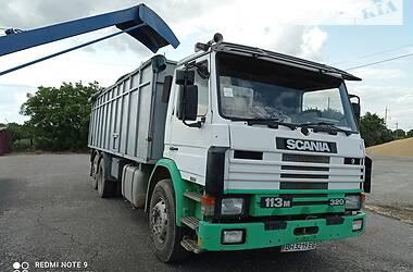 Зерновоз Scania 113M 1995 в Одессе