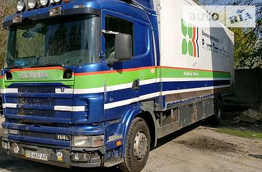 Scania 114 1998 в Одессе