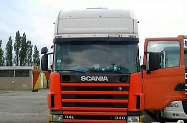 Scania 114 2004 в Одессе