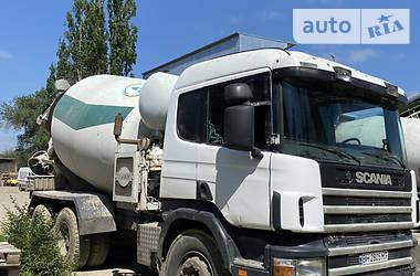 Бетономешалка (Миксер) Scania 114 1997 в Одессе