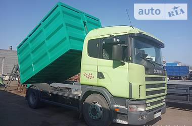 Самосвал Scania 114 2000 в Кропивницком