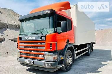 Рефрижератор Scania 114 2003 в Харькове