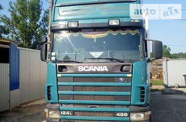 Scania 124 2003 в Владимир-Волынском