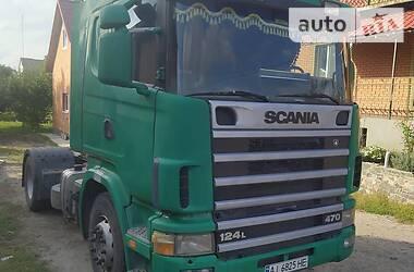 Scania 124 2001 в Белой Церкви