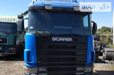 Scania 124 1996 в Одессе