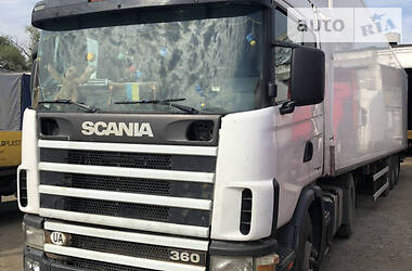 Scania 124 2000 в Днепре