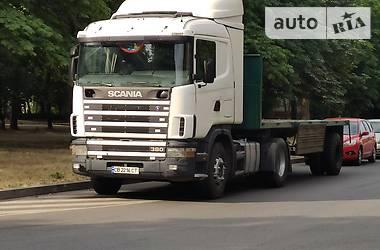 Тягач Scania 124 2001 в Чернигове