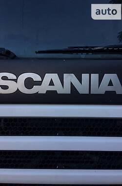 Самосвал Scania 124 2002 в Ровно