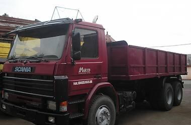 Scania 124 1998 в Киеве