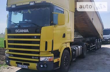 Scania 164L 2002 в Киеве