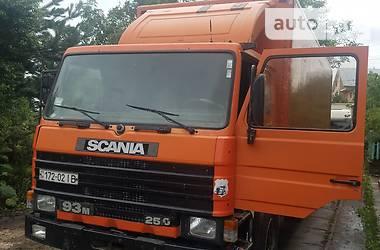 Scania 93 1996 в Ивано-Франковске