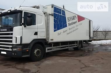 Scania 94 2002 в Березані