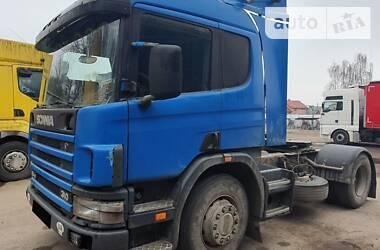 Scania 94 2004 в Ивано-Франковске
