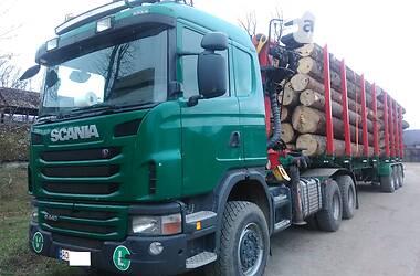 Scania G 2010 в Сваляве
