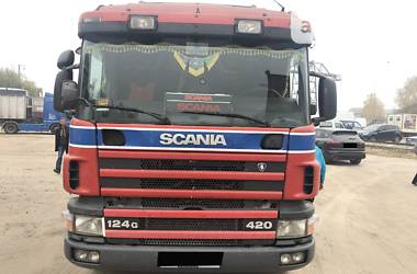 Scania P 2005 в Белой Церкви