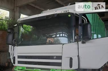 Мусоровоз Scania P 1999 в Ровно