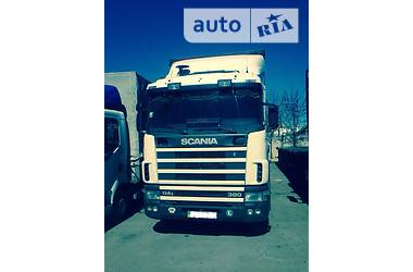 Scania R 114 2001 в Одессе
