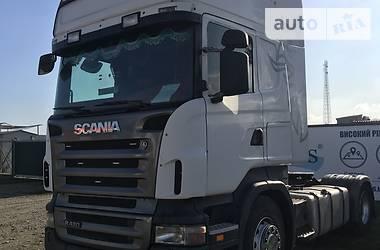 Scania R 124 2007 в Хотине