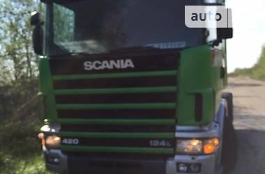 Scania R 124 2003 в Львове
